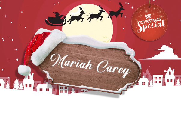 Merry Christmas with Mariah Carey