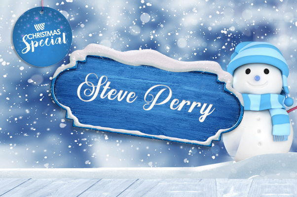 Steve Perry's Favorite Christmas Songs