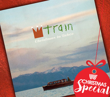 Christmas in Tahoe with Train